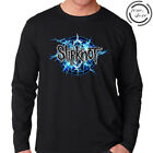 SLIPKNOT Band All Hope is Gone Men's Long Sleeve Black T-Shirt Size S to 3XL image