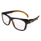 KLEENGUARD MAVERICK SAFETY GLASSES WITH INTEGRATED SIDE SHIELDS (1 PAIR)