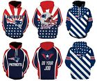New England Patriots NFL Football Hoodie Sweater Pullover Fan's Edition on eBay