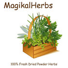 POWDER HERBS ~ 100 grams ~ Fresh Dried Powdered Herbs/Herb ~ Magikalherbs ~ $6.0 AUD on eBay