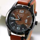 Relogio Masculino Quartz Watch Men Luxury Leather image