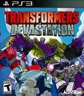 Transformers Devastation (Sony Playstation 3, 2015) PS3 BRAND NEW SEALED