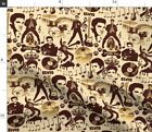 Elvis Elvis Presley Movies Film Musician Fabric Printed by Spoonflower BTY