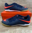 Nike HyperVenom X Finale IC Indoor Soccer Shoes Obsidian Blue