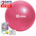 1000 LBs Yoga Exercise Ball for Fitness Gym Workout Pilates Anti Burst with Pump