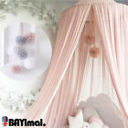 Kid Room Chiffon Balls Home Bed Net Hanging Decoration Ornament Accessories Gift