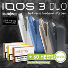 Kyпить IQOS 3.0 / Starter Kit- Gold/ Blue/ White/ Grey + 100 HEETs + REINIGUNG - STICKS на еВаy.соm