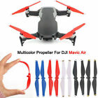 2 Pair for DJI MAVIC AIR Propellers Quick Release Drone Props Blades