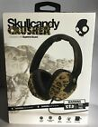 Genuine Skullcandy Crusher Headphones with Built-in Amplifier with Mic & Remote
