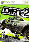 DiRT 2 (Microsoft Xbox 360,  2009) New Sealed Free 1st Class Shipping