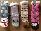 Jacques Moret Big Girl's Cozy Warmer Socks, size 6-8.5, multiple styles