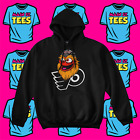 GRITTY Philadelphia FLYERS Mascot Hoodie Jakub Voracek Claude Giroux Adult Youth $29.98 USD on eBay