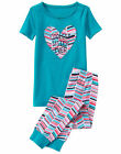 NWT Gymboree Girls Gymmies Coolest sister Ever pajama set 2T