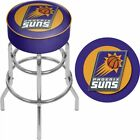 """Phoenix Suns Swivel Bar Stool 31"""" Officially NBA Licensed Backless and Padded on eBay"""