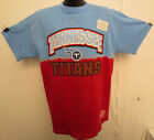 TENNESSEE TITANS NFL TYE DYE VINTAGE THUMBS UP ATHLETICS FOOTBALL SHIRT NWT