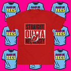 Straight Outta New Jersey Devils Shirt Available In Adult & Youth Sizes $19.98 USD on eBay