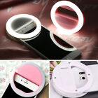 Внешний вид - Portable Clip Fill Light Selfie LED Ring Photography for iPhone Android Phone