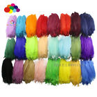 Kyпить 100pcs super quality Goose Satinettes Loose feathers 5-8In/13-20cm Wedding Dress на еВаy.соm