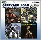 Four Classic Albums: Gerry Mulligan Meets Johnny Hodges/What Is There to Say?