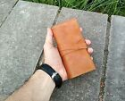 Watch roll for 2-5 watches, Travel watch roll, Leather watch storage, watch case