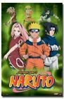 NARUTO Art Silk Poster 12x18 24x36 for sale  Shipping to Canada