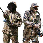 Hunting Fishing Breathable Anti-scratch Anti-mosquito jkt+pants Ghillie Suit SetGhillie Suits - 177870