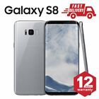 ☀️Samsung Galaxy S8 64GB Android Unlocked Mobile Phone Varies Colors