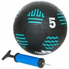 Trespass Kids Outdoor Indoor Garden Rubber Inflatable Soccer Football With Pump