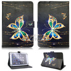 Universal 2019 NEW Printed Leather Case Cover For Samsung Huawei Amazon Tablet