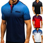 USA Men's T-Shirt Top Short Sleeve Designer T-Shirt  Sport image