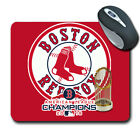 2018 MLB Champions Boston Red Sox Mouse Pad 130231