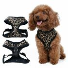 Add&Ship Pet Soft Mesh Harness Adjustable Chest Vest for Dogs - 2 Patterns