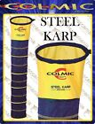 bourriches Colmic STEEL KARP Round mt.2,50-3,00-3,50-4,00