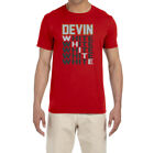 Tampa Bay Buccaneers Devin White Text shirt $9.99 USD on eBay