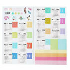 5436+11.5%2A21cm+Paste+School+Supplies+Planner+Category+Accessories