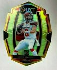 2018 Panini Select Football Neon Green Die-cuts /49 Sp ( Pick Your Card )