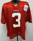 DALLAS COWBOYS NIKE NFL RED PRACTICE WORN JERSEY JOHN KITNA SIZE 48 BERLIN WI 3