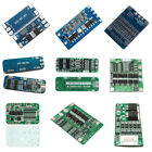 2S 3S 4S 6S BMS PCB Protection Board For 18650 Li ion Lithium Battery Cell US