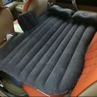 Back Seat Inflatable Car Mattress Air Bed For Camping Accessories Soft Cushion