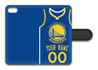 NBA Golden State Warriors Personalized Name/Number iPhone iPod Wallet Case142655 on eBay