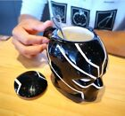 Black Panther Coffee & Tea Mug Avengers Cup MARVEL Super hero Ceramic big size image