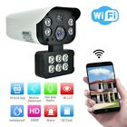Wireless WIFI HD 1080P IP Camera ONVIF Outdoor Security Full-color Night Vision