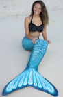 Mermaid Tail for Swimming Pool Tails for Girls Kids Women Adults FinFun Swimable
