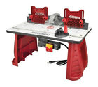 Craftsman Router Table Portable Bench Garage Woodworking Precision Cutting