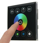 DIY Home Lighting RGBW LED Touch Panel Controller Touch Dimmer Switch For LED