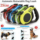 US Dog Leash Retractable Walking Collar For Small Pet with Lock Nylon 10 Ft 16ft
