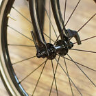 nov Front wheel quick-release lever Ver 3.5 [Ultra Light Weigh] for Brompton