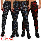 Mens Causal Tracksuit Sport Gym Skinny Jogging Joggers Sweat Pants Trousers