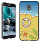 for Samsung Galaxy J3 2018 Star/Orbit/Amp Prime3(Black)TPU Phone Case Cover-D3