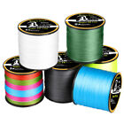 Kyпить 300-1000M Super Strong PE Spectra Braided Sea Fishing Line 4/8 Strands 12-100LB на еВаy.соm